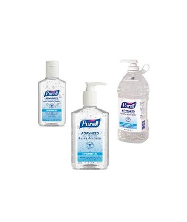 Purell Advanced Instant Hand Sanitizer GOJ9651-24