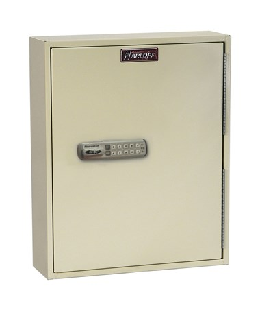 Harloff Single Door Narcotics Cabinet with Electronic Lock, HAR2727E