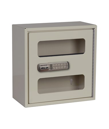 Harloff Single Door Narcotics Cabinet with Electronic Lock, HAR2729E