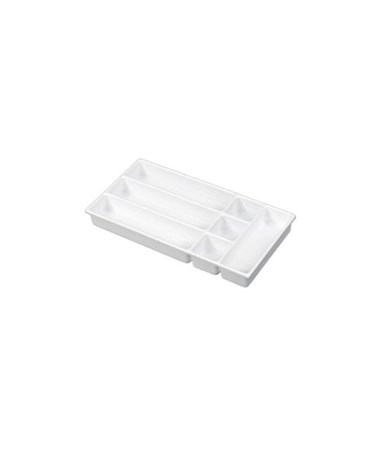 Harloff 7 Compartment Drawer Tray for Classic, E-Series and OptimAL Carts
