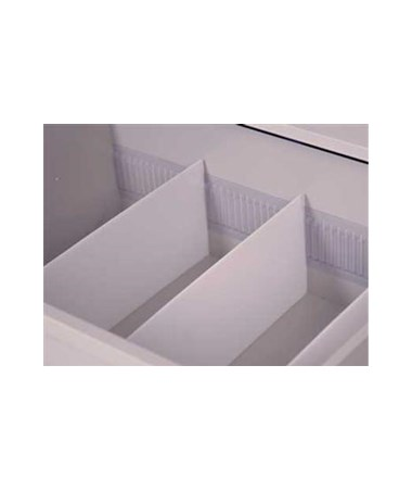 Harloff Punch Card Row Dividers for Value Line Carts