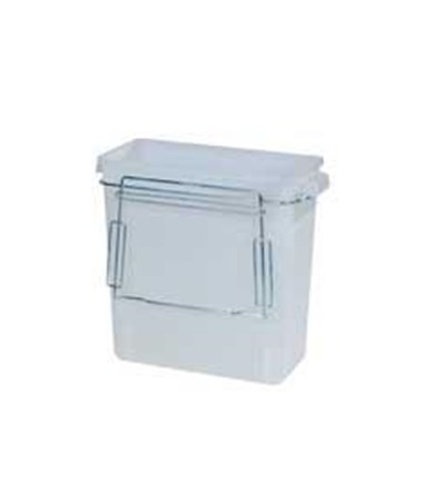 Harloff Three Gallon Plastic Waste Container
