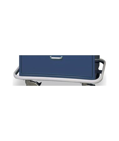 Harloff Wraparound Bumper System for GP Line Carts