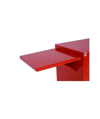 Harloff Side Mounted Drop Shelf Without Lip