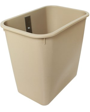 Two Gallon Plastic Waste Container HAR680408