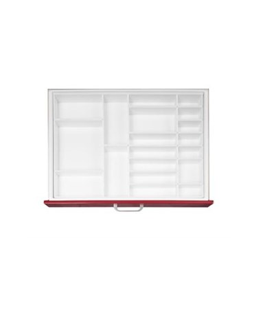 Harloff Full CC Drawer Divider Tray 680521 - 19 Fixed Compartments