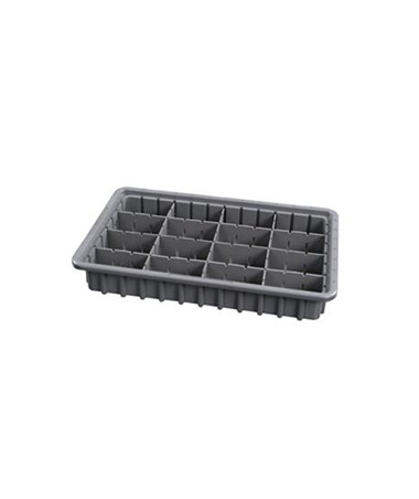 Economy Exchange Tray with Adjustable Dividers HAR681501-