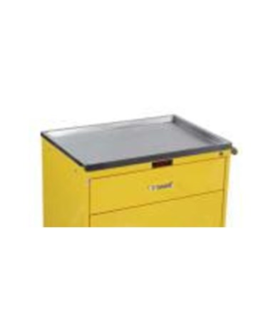 Harloff Removable Stainless Steel Top for Classic and E-Series Carts
