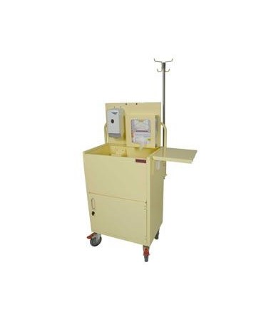 Harloff Compact Open Well Isolation Cart