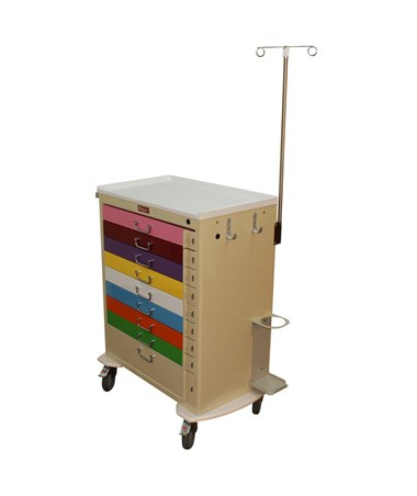 Cart with EMG Package (M3030B9-PED-EMG)