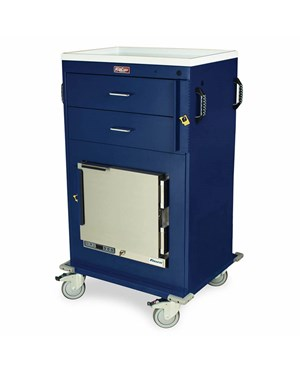 Malignant Hyperthermia Two Drawer Cart HARMH5200B-
