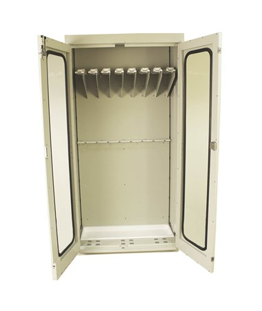 Medstor Max 3/4 Height Scope Storage Cabinet HARSC7836DR-8-