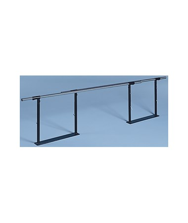 Hausmann Industries Folding Parallel Bars, Folded