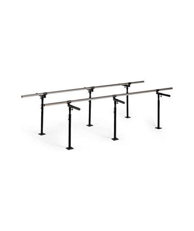 Floor Mounted Bariatric Parallel Bars HAU1389-