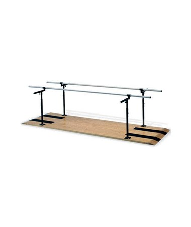 Height and Width Adjustable Parallel Bars HAU1391-