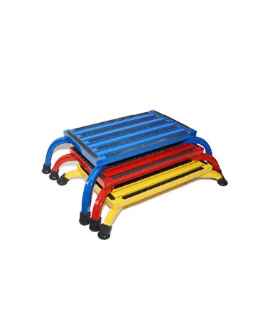 Heavy Duty Color-Coded Nested Footstools HAU2418