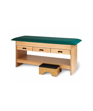 Treatment Table with Pull-Out Footstool HAU4298