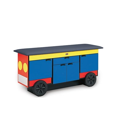 Train-Car Pediatric Treatment Table HAU4970