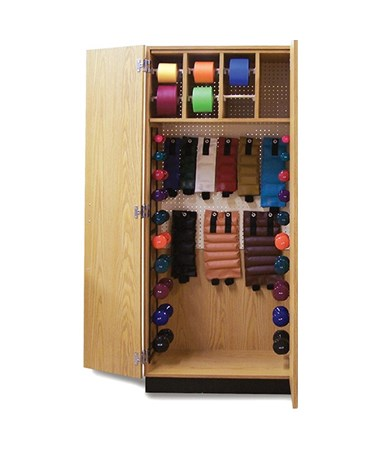 Thera-Wall™ Therapy Storage System Cabinet with Upper Dispenser HAU8250-