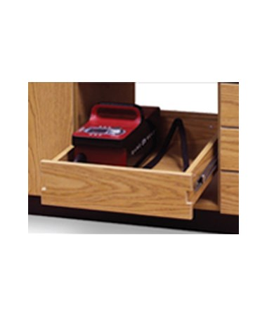 Pass-Thru Modality Drawer for A9075 Cabinet Treatment Table HAUA963