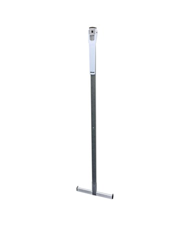 Wall-Mounted Telescopic Metal Height Rod HEA201HR