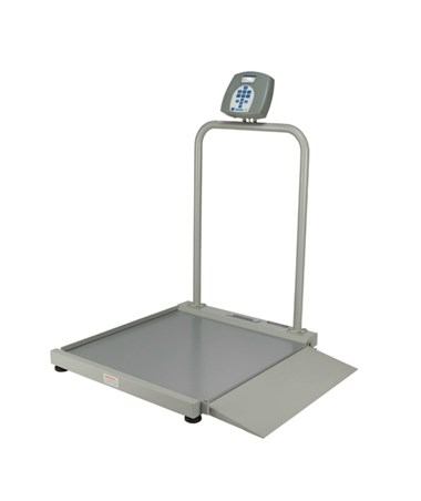 Health-o-Meter Professional Digital Wheelchair Ramp Scale