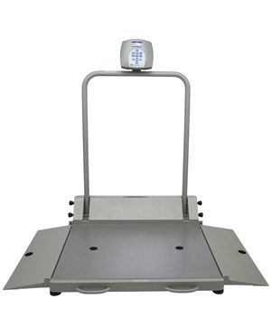 Professional Digital Wheelchair Ramp Scale - Large HEA2600KL-