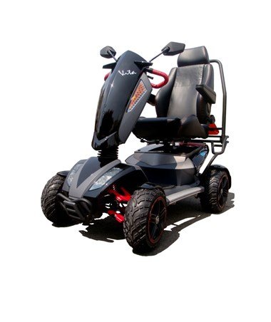 Vita Monster All-Terrain Mobility Scooter HRTS12X-20-