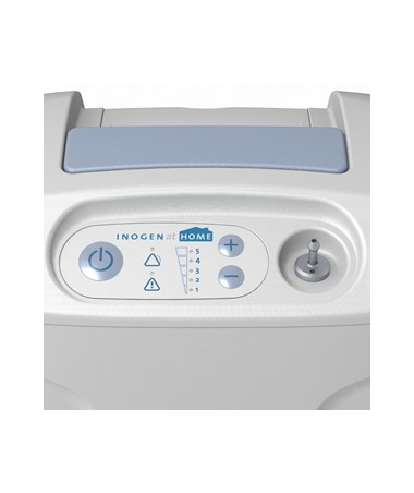 Inogen At Home Oxygen Concentrator System - Control Panel