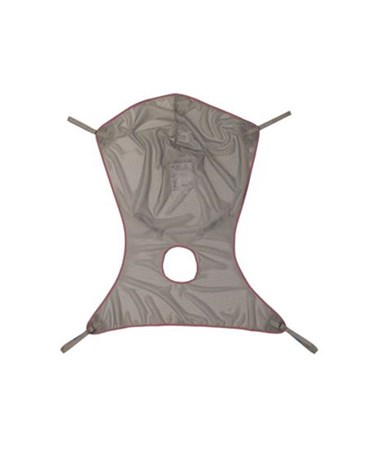 Comfort Net Sling with Commode Opening