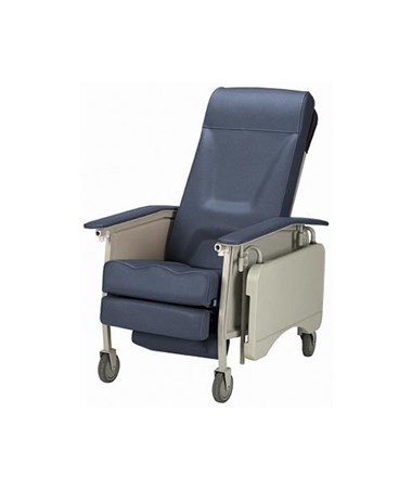Invacare IH60654 Blue Ridge 3 Position Deluxe Adult Recliner