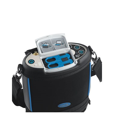 Platinum Mobile Oxygen Concentrator with 2 Batteries