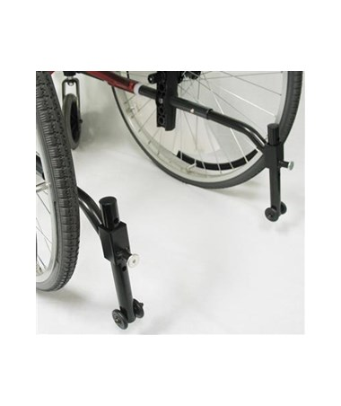 Karman S-Ergo Ultralightweight Wheelchair with Adjustable Seat Height - Anti-Tippers
