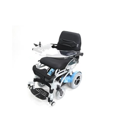 Karman Power Stand Power Drive Wheelchair with Optional Tray