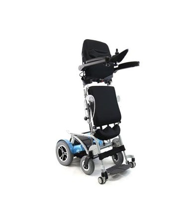 Karman Power Stand Power Drive Wheelchair Full Standing Position