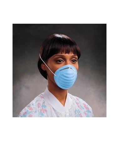 Kimberly Clark Cone Molded Mask with Headband