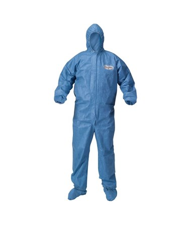 Hood, Boot, Blue, 2XL