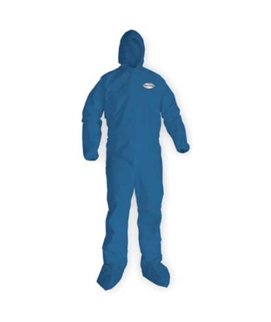 Hood, Boot, Blue, 4XL