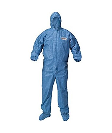 Hood, Boot, Blue, 3XL