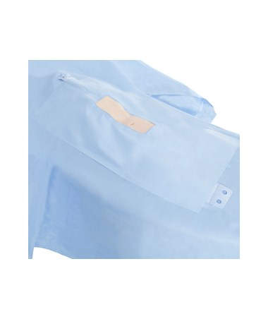 "Laparotomy Drape with Pouches, 100"" x 72"" x 124"", Sterile KIM89235"
