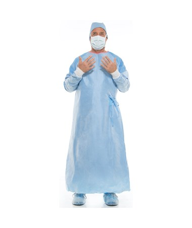 Ultra Reinforced Specialty Gown with Raglan Sleeves KIM95531