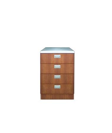Encompass 4 Drawer Base Cabinet LEG93 2436 40