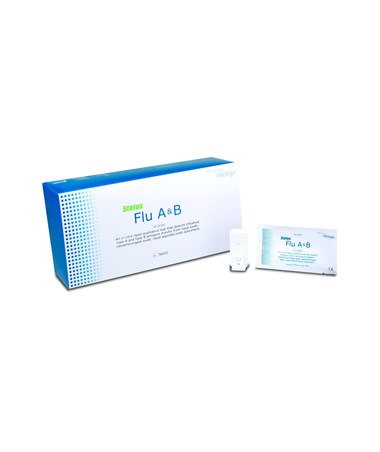 Status Flu A & B Test Kit