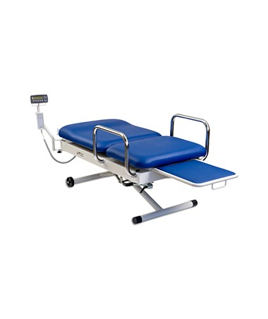 UpScale™ Adjustable Height Exam Table w/ Built-in Scale 1