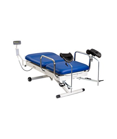 UpScale™ Adjustable Height Exam Table w/ Built-in Scale 2