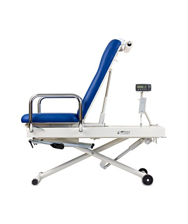 UpScale™ Adjustable Height Exam Table w/ Built-in Scale 3