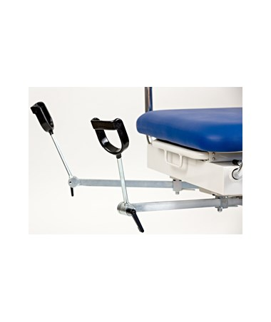 UpScale™ Adjustable Height Exam Table w/ Built-in Scale 5