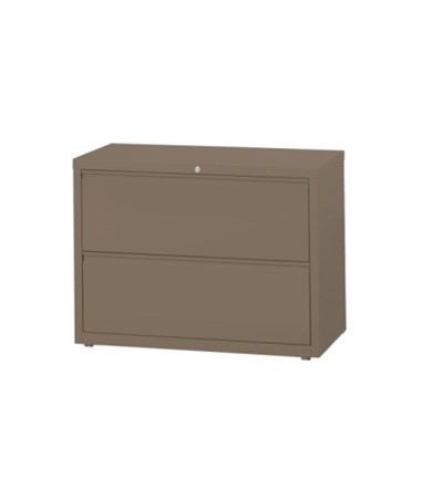 MAYHLT302- Lateral Files - 2 Drawer System - Desert Sage