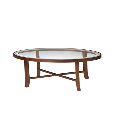 Illusion Series Round Coffee Table MAYM106C