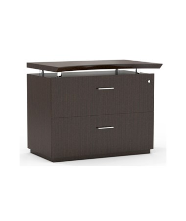 Sterling Series 36 Freestanding 2 Drawer Lateral File Cabinet Maysterclf